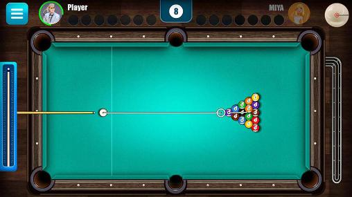 8 ball king: Pool billiards screenshot 1