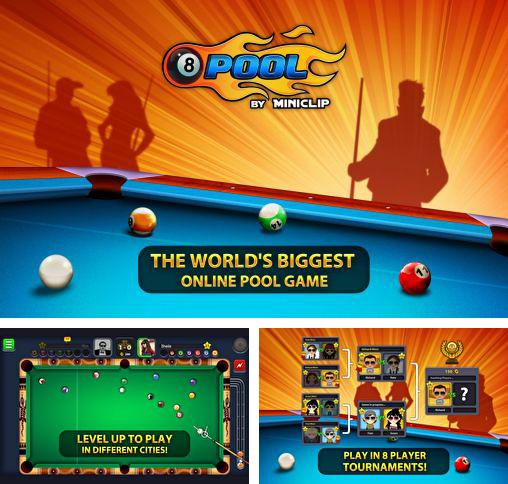 In addition to the game Midnight Pool 3 for Android phones and tablets, you can also download 8 ball pool v3.2.5 for free.