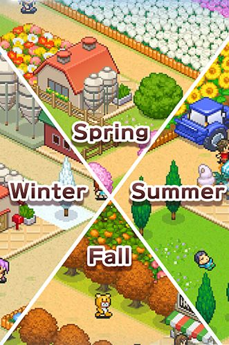 Screenshots von 8-bit farm für Android-Tablet, Smartphone.