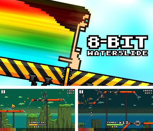 In addition to the game Robby rush for Android phones and tablets, you can also download 8-bit waterslide for free.