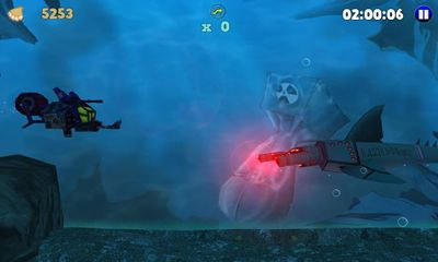 Screenshots von 8th Wave Abyssal Rise für Android-Tablet, Smartphone.