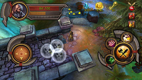 Screenshots von 9 circles of hell für Android-Tablet, Smartphone.