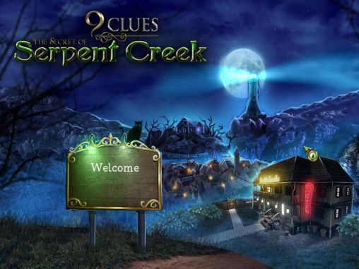 9 clues: The secret of Serpent Creek poster