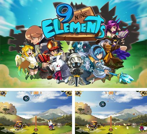 9 elements: Action fight ball