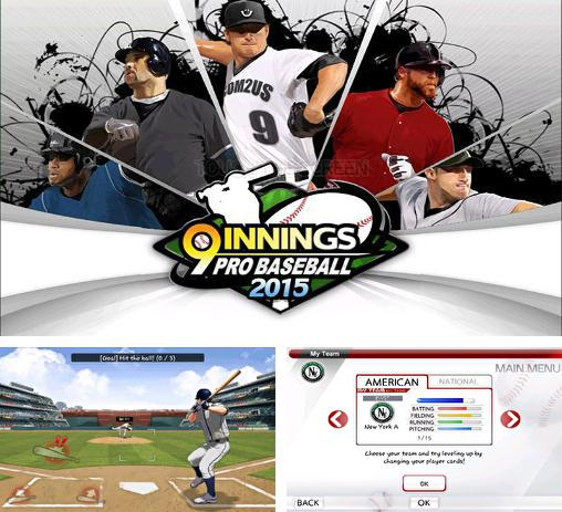 In addition to the game MLB.com Home Run Derby for Android phones and tablets, you can also download 9 innings: 2015 pro baseball for free.