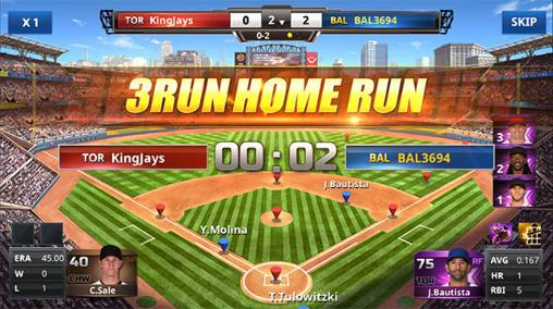 Kostenloses Android-Game 9 Innings: Manager. Vollversion der Android-apk-App Hirschjäger: Die 9 Innings: Manager für Tablets und Telefone.