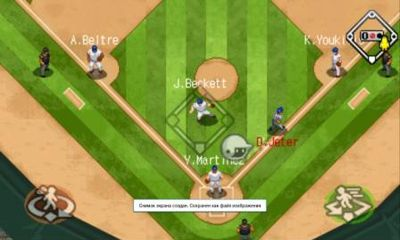 9 Innings Pro Baseball 2011 screenshot 1