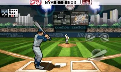 9 Innings Pro Baseball 2011 screenshot 3