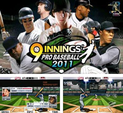 In addition to the game MixZle for Android phones and tablets, you can also download 9 Innings Pro Baseball 2011 for free.