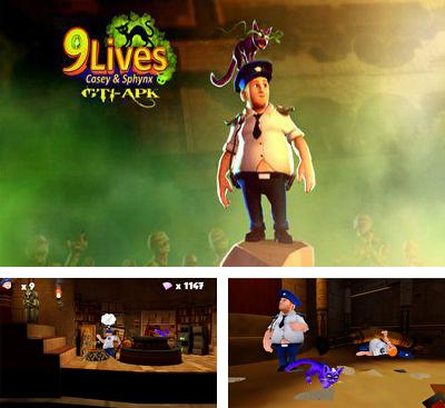 In addition to the game Summer Blog for Android phones and tablets, you can also download 9 Lives Casey and Sphynx for free.
