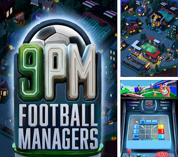 9PM football managers