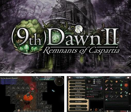 9th dawn 2: Remnants of Caspartia