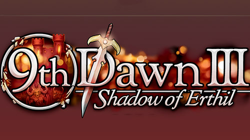 9th dawn 3: Shadow of Erthil poster
