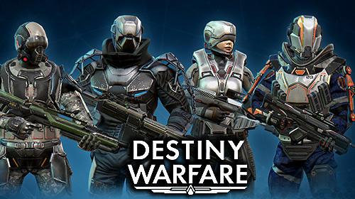 Destiny warfare постер приложения