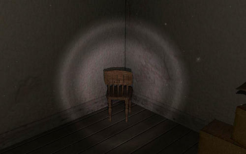 A chair in a room screenshot 1