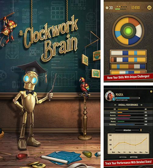 A clockwork brain