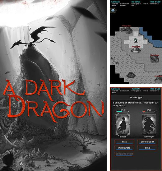 A dark dragon AD