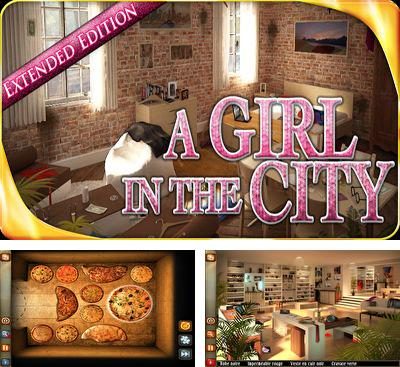 In addition to the game Happy Dinos for Android phones and tablets, you can also download A Girl in the City HD for free.