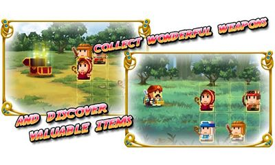 Get full version of Android apk app A Hero's Story for tablet and phone.
