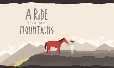 A Ride into the Mountains
