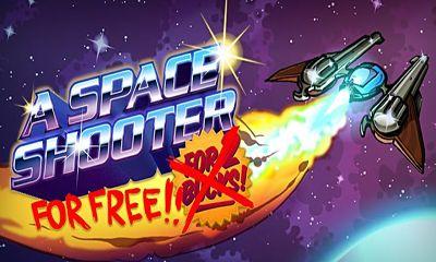 A Space Shooter постер приложения