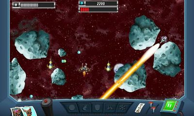 Get full version of Android apk app A Space Shooter for tablet and phone.