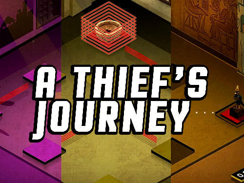 A thief's journey обложка