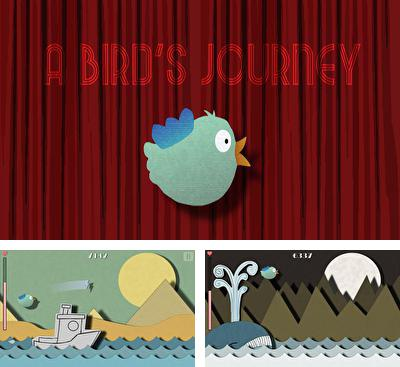 In addition to the game Panda Jump for Android phones and tablets, you can also download A Tiny Bird's Journey for free.