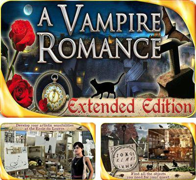 In addition to the game 20,000 Leagues Under The Sea: Captain Nemo for Android phones and tablets, you can also download A Vampire Romance for free.