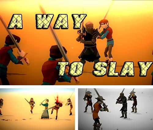 A way to slay: Turn-based puzzle