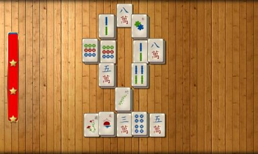 Screenshots von Hungry Cat Mahjong für Android-Tablet, Smartphone.
