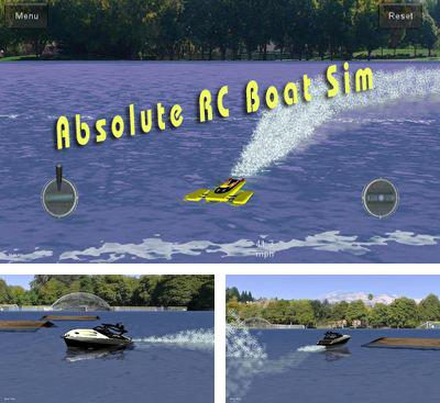 In addition to the game Forsaken Planet for Android phones and tablets, you can also download Absolute RC Boat Sim for free.
