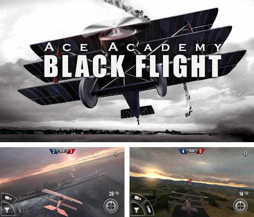 In addition to the game Sky Gamblers: Rise of Glory for Android phones and tablets, you can also download Ace academy: Black flight for free.