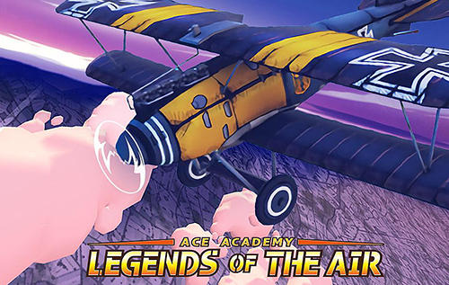 Ace academy: Legends of the air 2 poster