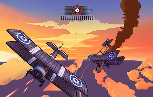 Ace academy: Legends of the air 2 screenshot 1