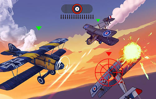 Ace academy: Legends of the air 2 screenshot 3