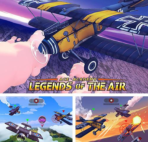 Ace academy: Legends of the air 2