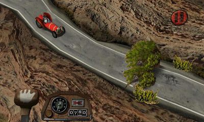 Screenshots do Ace Box Race - Perigoso para tablet e celular Android.