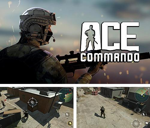In addition to the game Russian gangster grand street crime city mafia for Android phones and tablets, you can also download Ace commando for free.