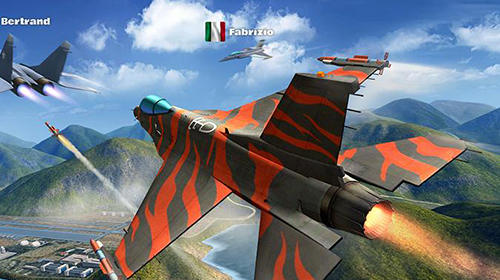 Screenshots von Ace force: Joint combat für Android-Tablet, Smartphone.