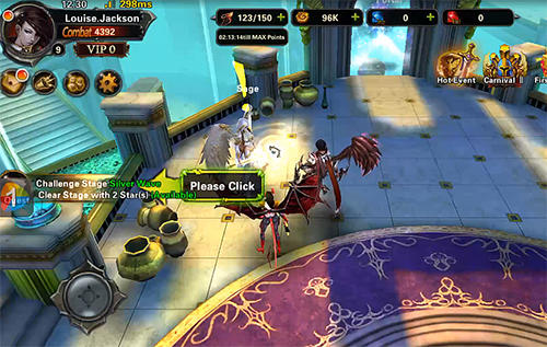 Kostenloses Android-Game KO Kämpfer: Das heißeste 3D Kampf-RPG. Vollversion der Android-apk-App Hirschjäger: Die KO fighter: The hottest 3D fighting RPG für Tablets und Telefone.