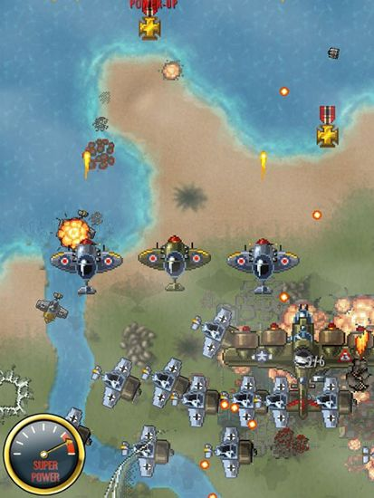 Aces of the Luftwaffe screenshot 3