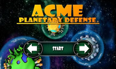 ACME Planetary Defense обложка