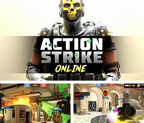 Action strike online: Elite shooter