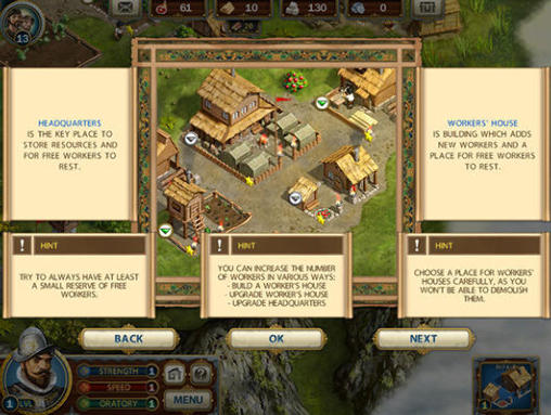 Adelantado trilogy: Book two screenshot 2