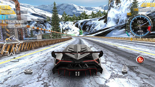Adrenaline racing: Hypercars screenshot 4