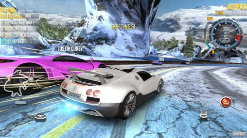 Adrenaline racing: Hypercars screenshot 1
