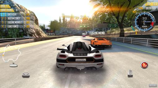 Adrenaline racing: Hypercars screenshot 3