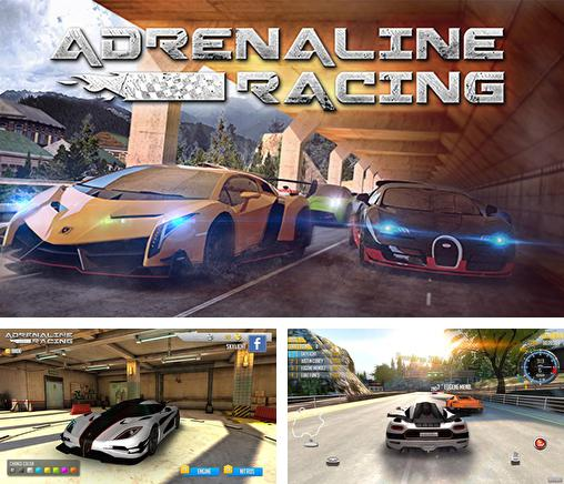 In addition to the game Need For Speed Shift for Android phones and tablets, you can also download Adrenaline racing: Hypercars for free.