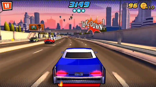 Adrenaline rush: Miami drive screenshot 3